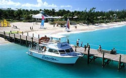 Turks and Caicos dive resorts dive shop boat